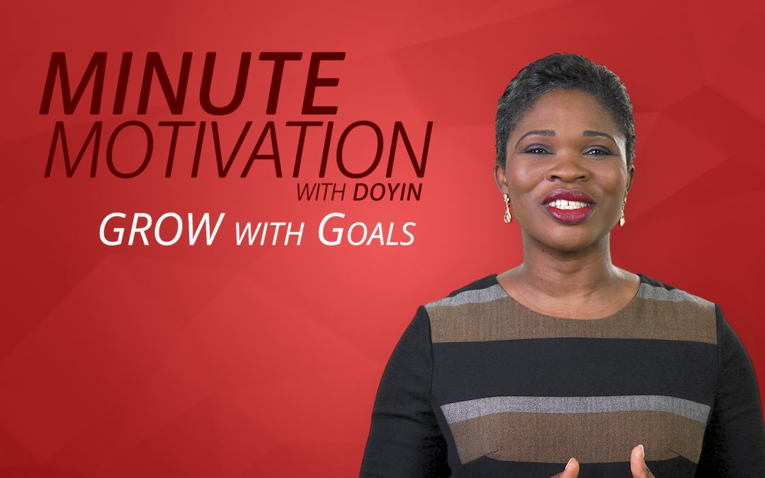 GROW with Goals