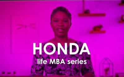 Honda Story