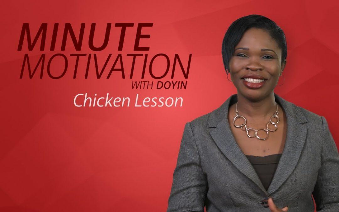 Chicken Lesson